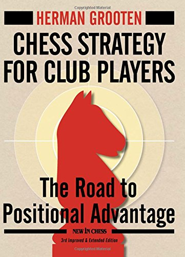 Chess Strategy for Club Players : The: Grooten, Herman