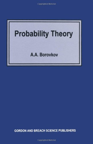 9789056990466: Probability Theory