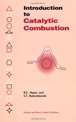 Introduction to Catalytic Combustion: Hayes, R.E., Kolaczkowski, Stan T.