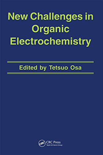9789056991463: New Challenges in Organic Electrochemistry
