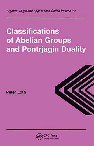 Classifications of Abelian Groups and Pontrjagin Duality: Loth, Peter