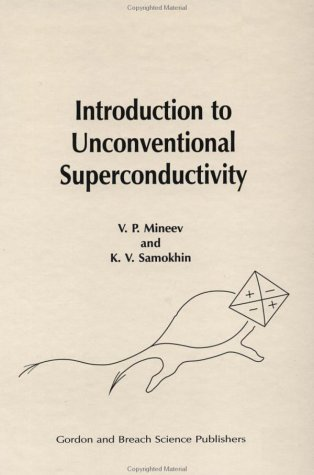 9789056992095: Introduction to Unconventional Superconductivity