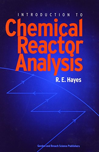 9789056993375: Introduction to Chemical Reactor Analysis