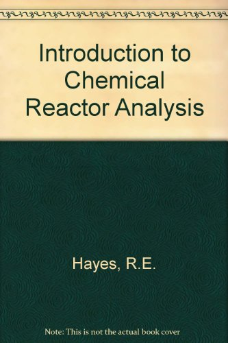 9789056993474: Introduction to Chemical Reactor Analysis