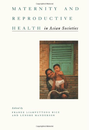 9789057020216: Maternity and Reproductive Health in Asian Societies