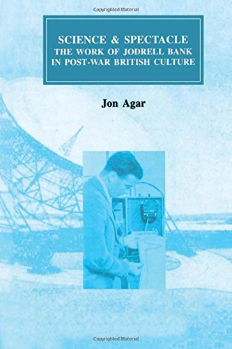 9789057022586: Science and Spectacle: The Work of Jodrell Bank in Postwar British Culture (Routledge Studies in the History of Science, Technology and Medicine)
