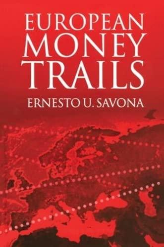 9789057023620: European Money Trails