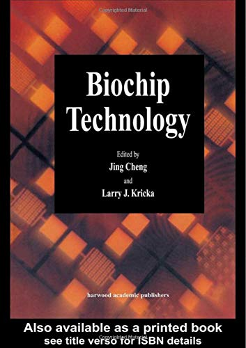 9789057026133: Biochip Technology