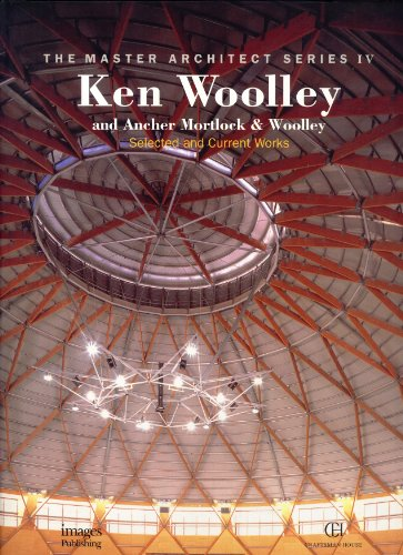 Ken Woolley and Anchor Mortlock & Woolley: Selected and Current Works: Woolley, Ken