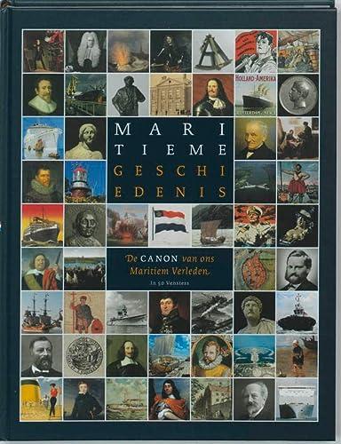 9789057305931: Maritieme geschiedenis: de Canon van ons maritiem verleden in 50 vensters