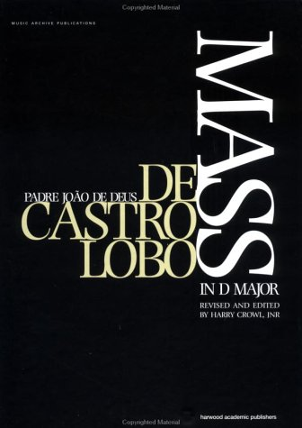 Mass in D Major (Music Archive Publications): Padre J. de