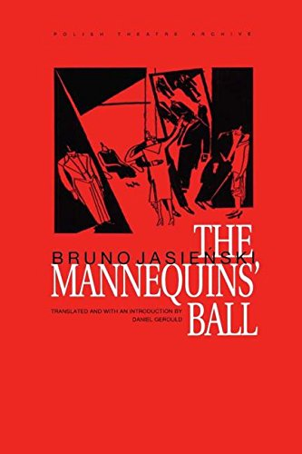 9789057550522: The Mannequins' Ball (Polish & East European Archive)