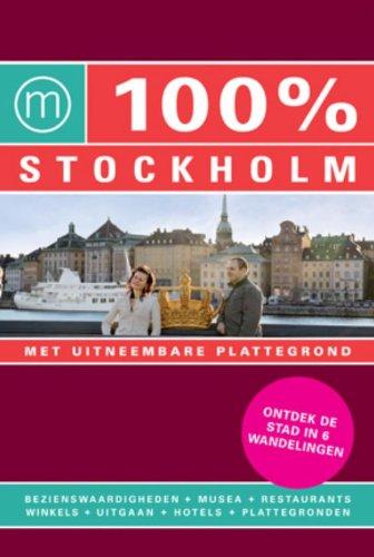 9789057673450: 100% Stockholm (100% reisgidsen)