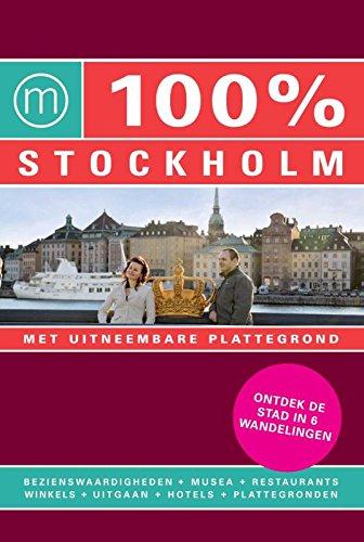 9789057676062: 100% Stockholm (100% reisgidsen)