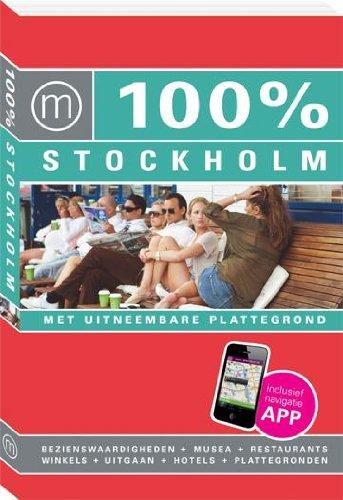 9789057676406: 100% Stockholm (100% stedengidsen)