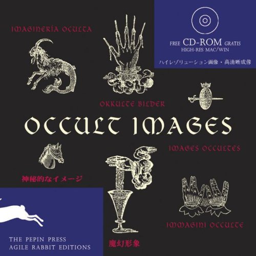 9789057680236: Occult images. Ediz. multilingue. Con CD-ROM (Graphic themes & pictures)
