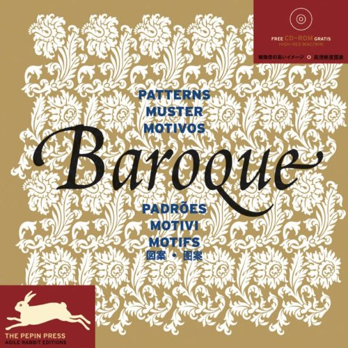 9789057680335: Baroque Patterns (Agile Rabbit Editions)