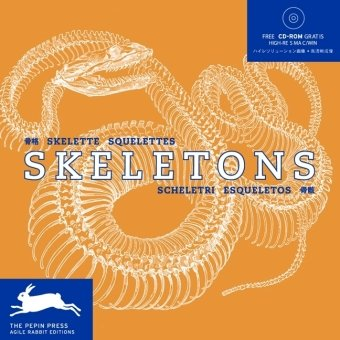 9789057680359: Skeletons [With CDROM] (Agile Rabbit Editions)