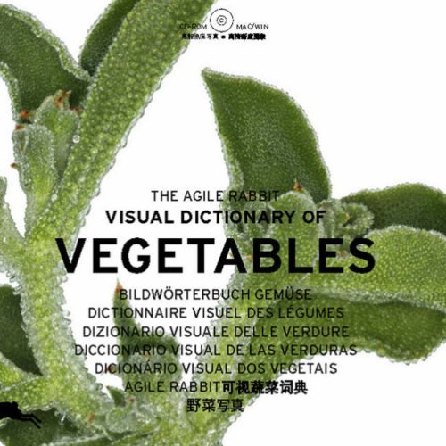 VEGETABLES /LEGUMES (+1 CD-ROM): ROOJEN, PEPIN VAN