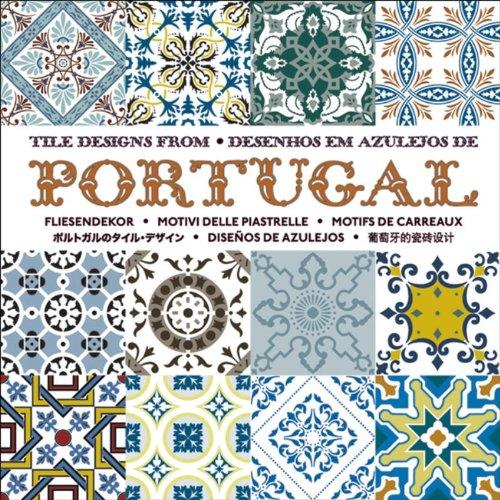 Tile designs from Portugal. Ediz. multilingue. Con CD-ROM - Hurtado De Medoza, Diego