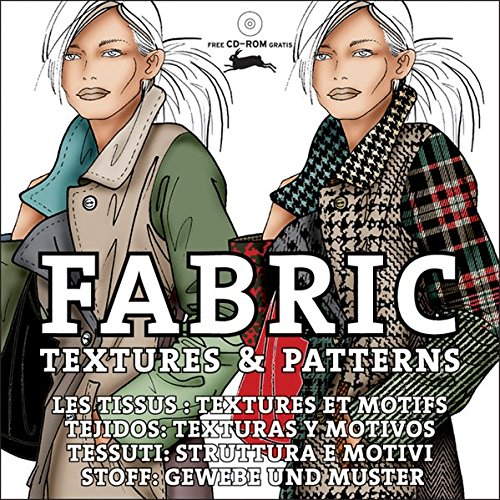 9789057681127: Fabric Textures & Patterns (Agile Rabbit Editions)