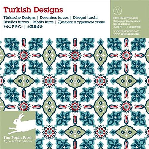 9789057681202: Turkish Designs (Pepin Press Design Books)