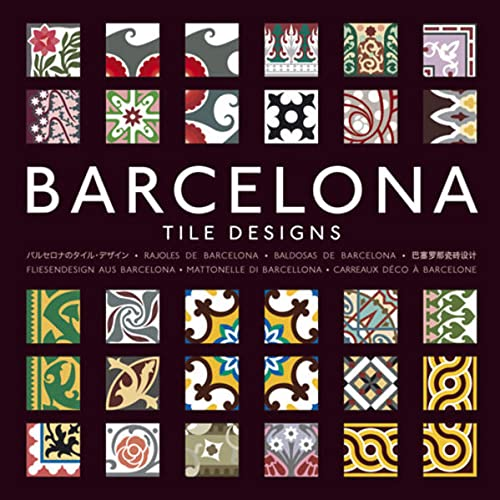 9789057681233: Fliesendesign aus Barcelona: Tile Designs from Barcelona