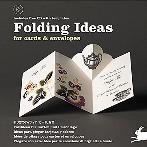 9789057681288: Folding ideas for cards & envelopes. Ediz. italiana. Con CD-ROM (Packaging folding)