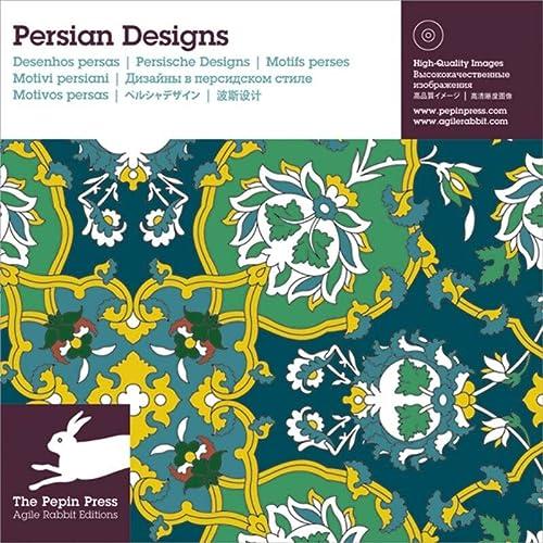 9789057681301: Persian Designs (Agile Rabbit Editions)
