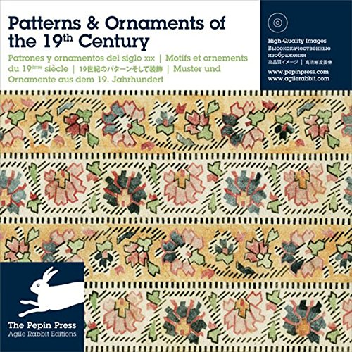 Patterns & Ornaments of the 19th Century: Pepin Press,