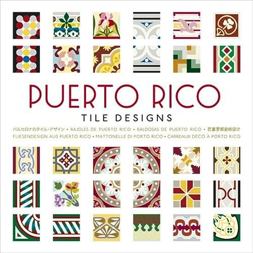 Puerto rico tile designs + cd. losa criolla de puerto rico.