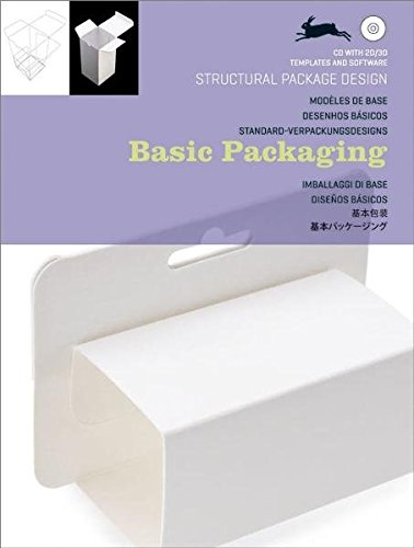 9789057681431: Basic packaging. Con CD-ROM (Structural Package Design)