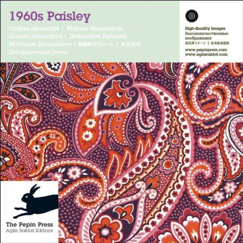 1960s Paisley Prints: Roojen, Pepin Van