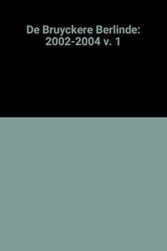 9789057790577: Berlinde De Bruyckere: One (2002-2004)