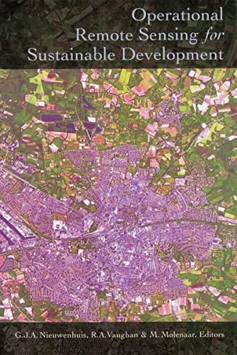 9789058090294: Operational Remote Sensing for Sustainable Development