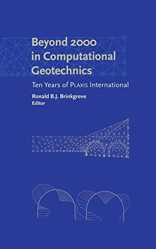 Beyond 2000 in Computational Geotechnics