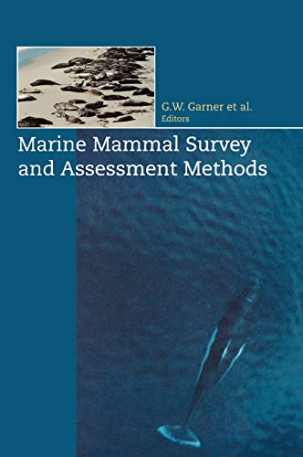 9789058090430: Marine Mammal Survey and Assessment Methods