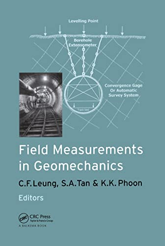 Field Measurements in Geomechanics: Proceedings of the: International Symposium on