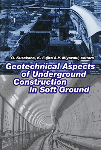 9789058091062: Geotechnical Aspects Underground Cons