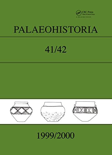 Palaeohistoria 1999-2000: Volume 41/42: Institute of Archaeology, Groningen, the Netherlands (...