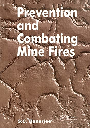 9789058092120: Prevention & Combating Mine Fires