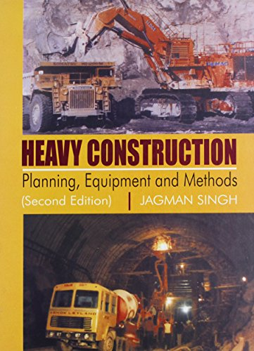 Heavy Construction-Planning Equipment: Singh, Jagman