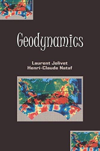 Geodynamics: CRC Press