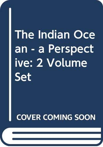 The Indian Ocean: A Perspective (Hardback)