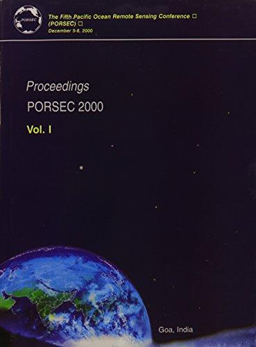 PORSEC: Proceedings of the Fifith Pacific Ocean Remote Sensing Conference PORSEC, Goa, India, 5-8 ...