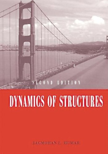 9789058092458: Dynamics of Structures: Second Edition