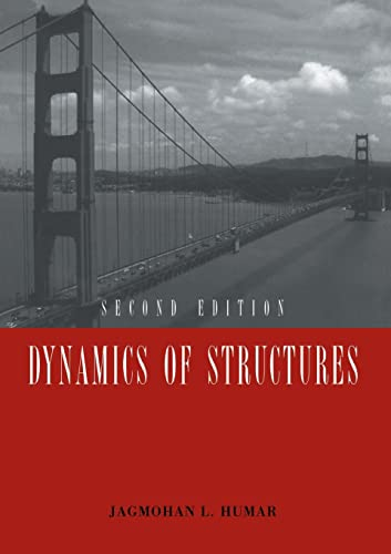 9789058092465: Dynamics of Structures: Second Edition