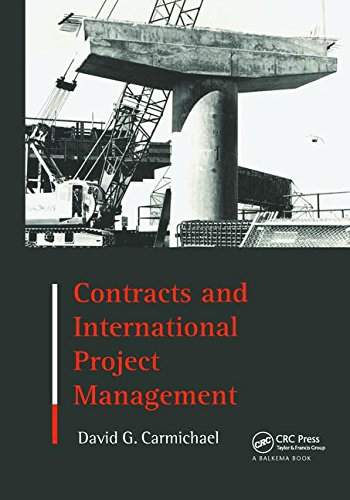 9789058093240: Contracts & International Project Management
