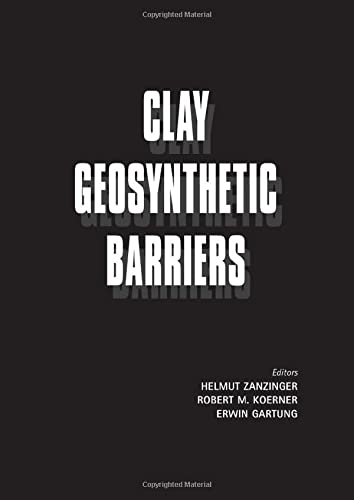 Clay Geosynthetic Barriers (W/cd)