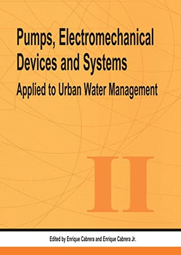 9789058095602: Pumps Electromechanical (2v) Devices & S
